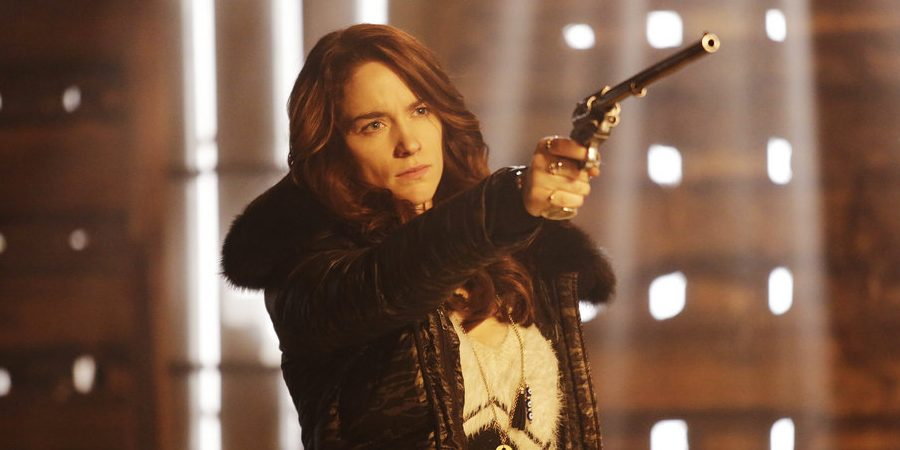 "TV Review: Wynonna Earp (1x09) ""Bury Me with My Guns On"""