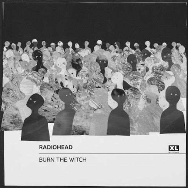 "Radiohead Return With ""Burn The Witch"""