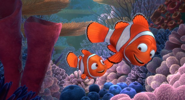 """""""FINDING NEMO 3D"""" ©2012 Disney/Pixar. All Rights Reserved."""