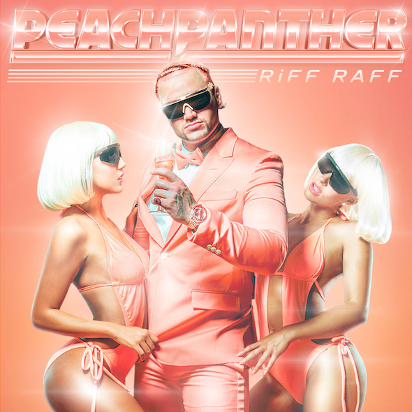 "Music Review: Riff Raff - ""Peach Panther"""