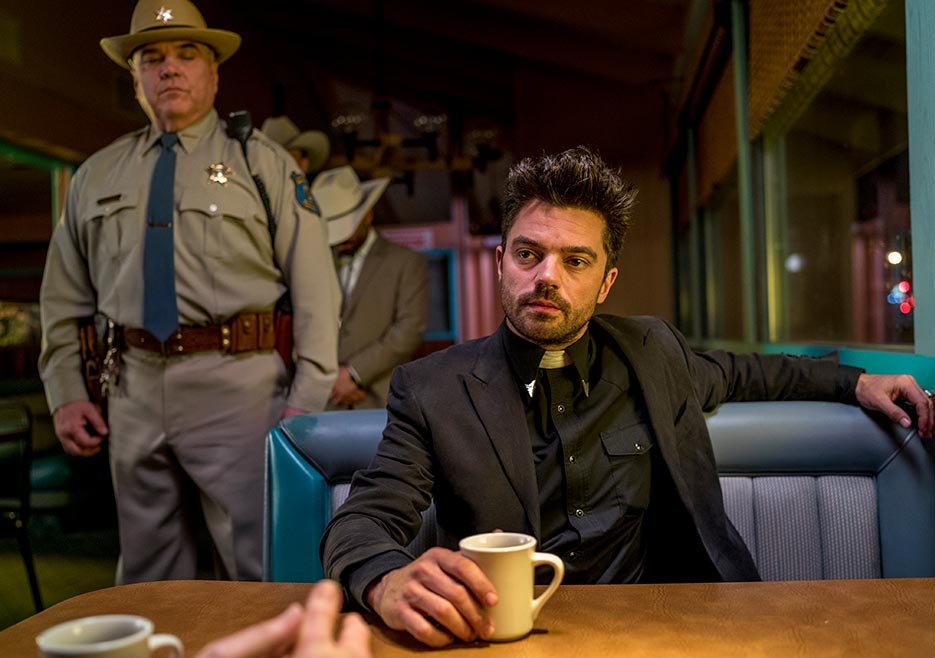 "TV Review:  AMC's Preacher 1x05, ""South Will Rise Again"""