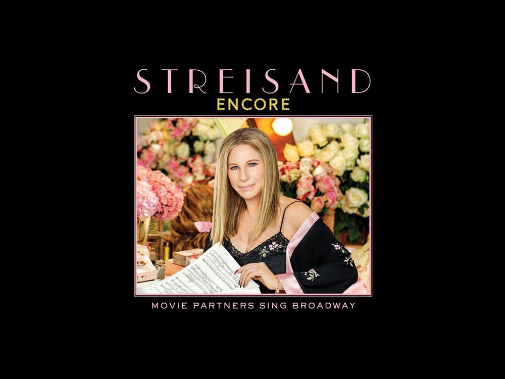 "Album Review: Barbra Streisand - ""Encore: Movie Partners Sing Broadway"""