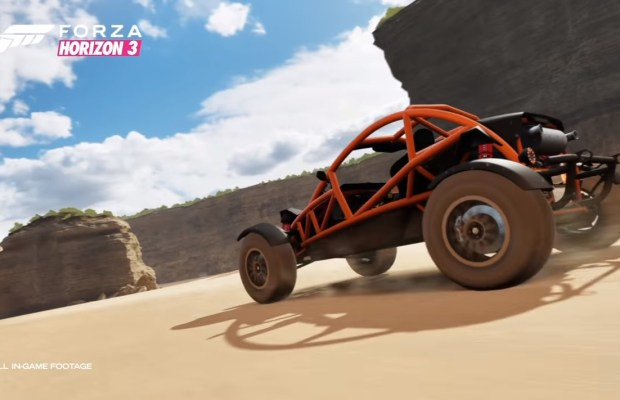 X16 Forza Horizon 3 Xbox Canada Screengrab