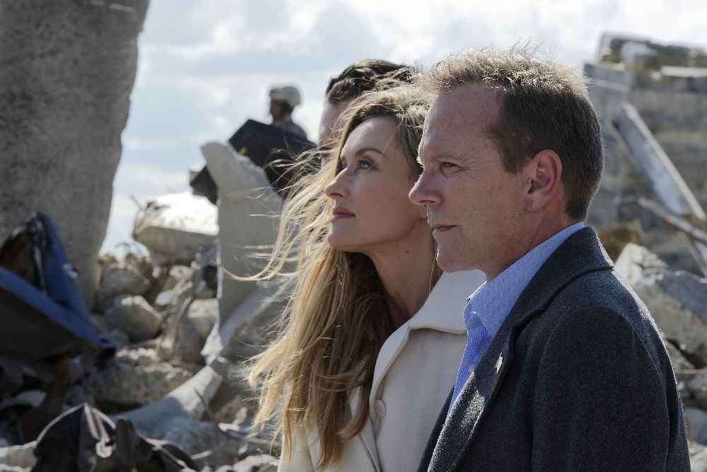 "TV Review: Designated Survivor 1x02 ""The First Day"""