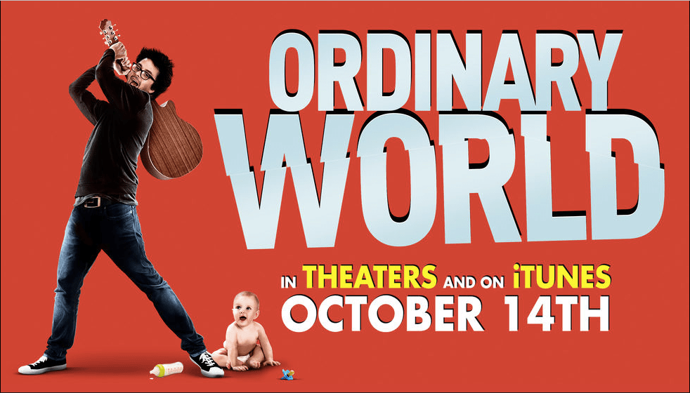 First trailer for Ordinary World starring Green Day's Billie Joe Armstrong