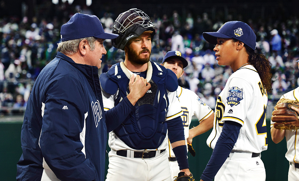 TV Review: Pitch Series Premiere