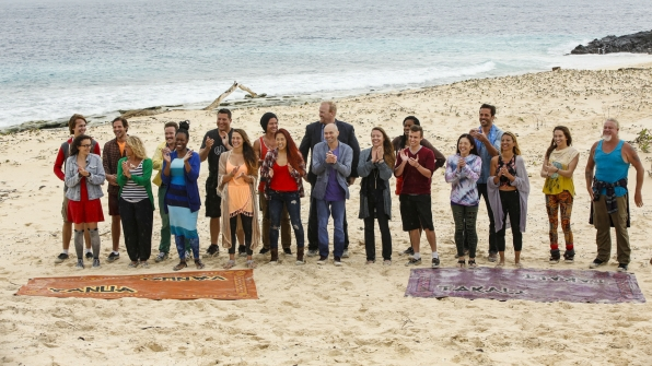 "TV Review: Survivor: Millennials vs. Gen X 33x01 ""May the Best Generation Win"""