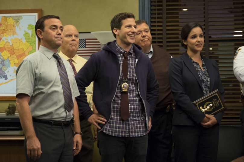 "TV Review: Brooklyn Nine-Nine 4x05 ""Halloween Part IV"""