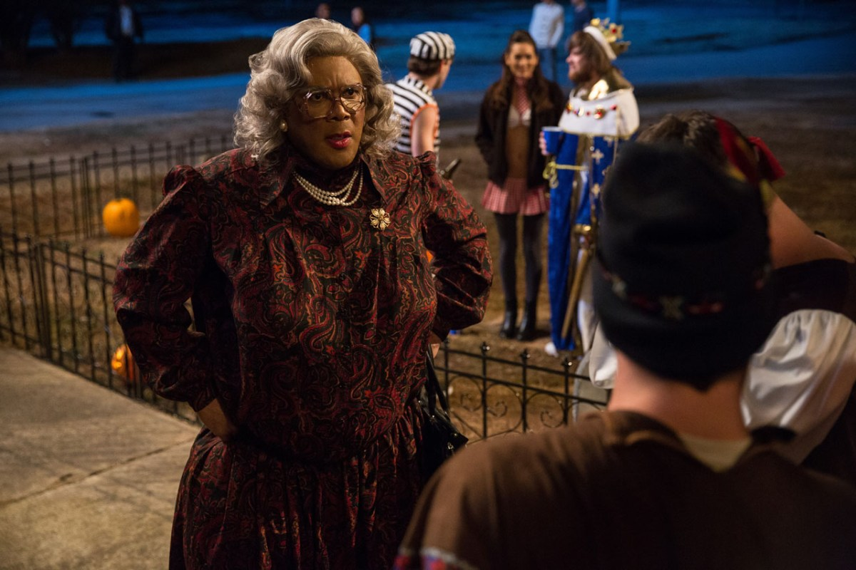Movie Review: Boo! A Madea Halloween