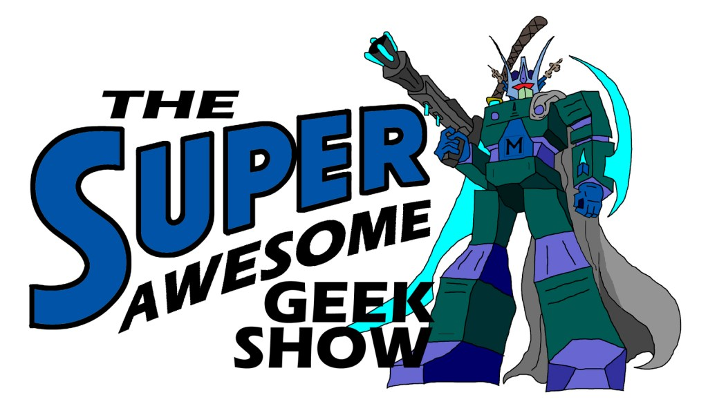 super awesome geek show 1