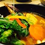 下北沢で超美味しいスープカレーの店「サムライ(Rojiura Curry SAMURAI)」に行ってきました
