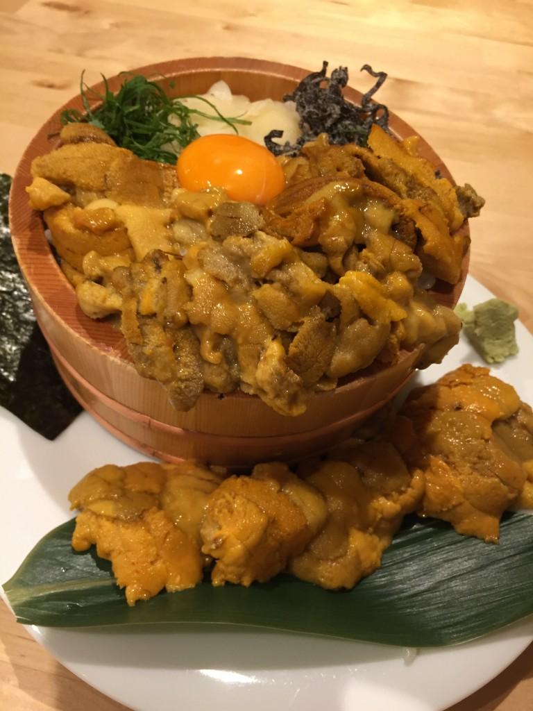 築地「うに虎 喰」でヒルナンデスで紹介されていた「濃厚うに丼」を食べてみた結果・・・・・