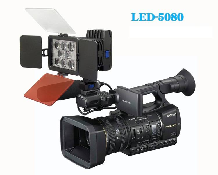 Đèn led video light 5080 Professional