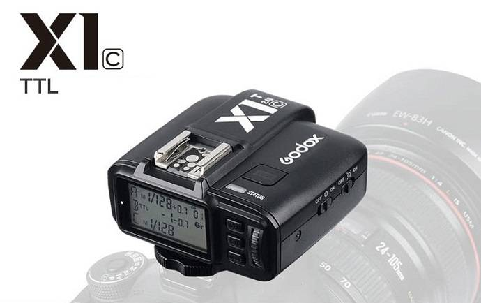 Trigger Godox X1T For Canon