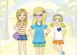 Glimmer Girls Book  #Giveaway #GlimmerGirls #FlyBy