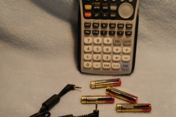 Casio Graphing Calculator # Giveaway