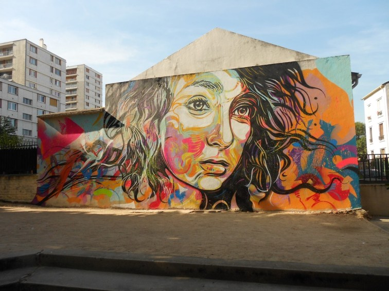 by c215 in Vitry-sur-Seine, France