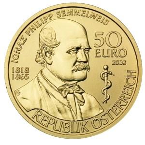 Semmelweis coin