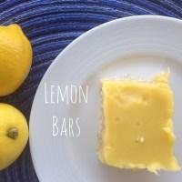 Lemon Curd for Summer