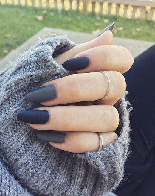 Long and dark