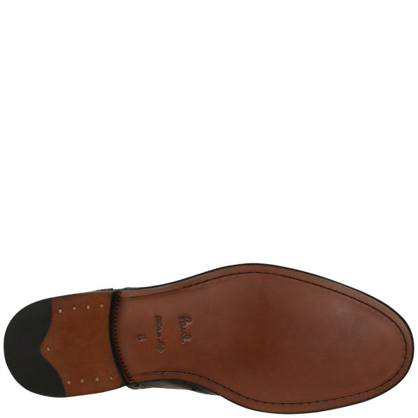 Paul Smith Men's Jacob Leather Brogue - Cordovan