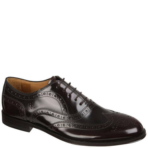 Paul Smith Men's Jacob Leather Brogue - Cordovan