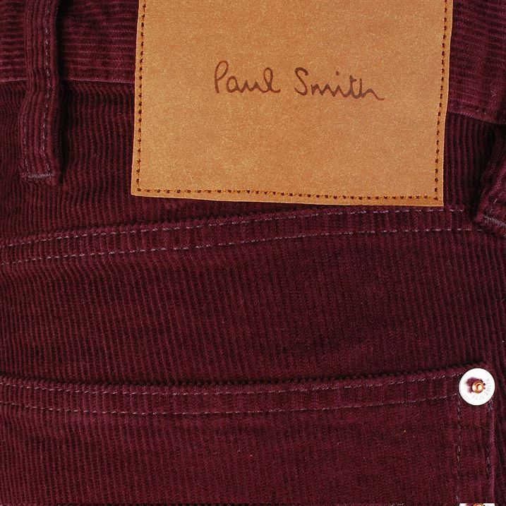 Paul Smith Tapered Cord Jeans