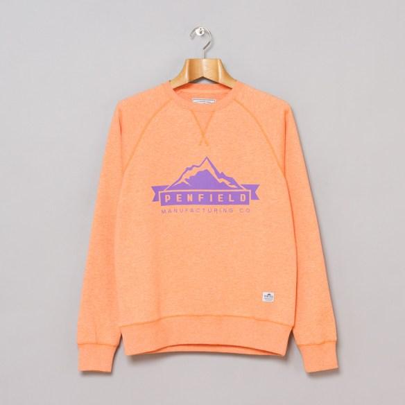 SS14 Penfield Crew Neck Sweatshirts