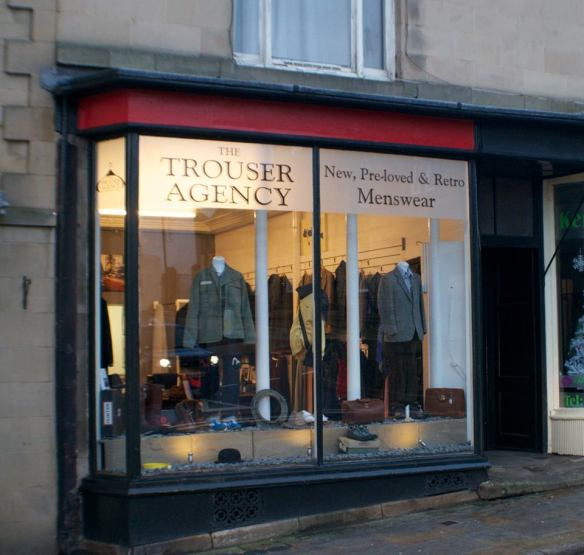 The Trouser Agency - Barnard Castle