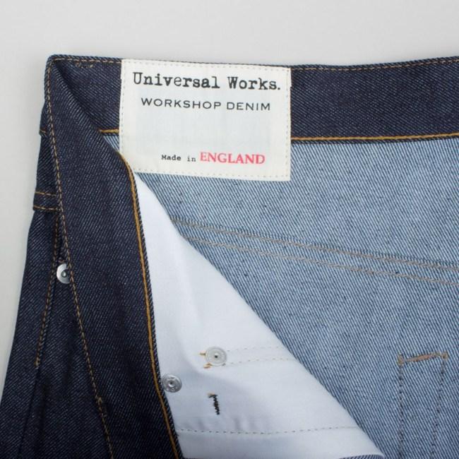 Universal Works Workshop Denim Jeans