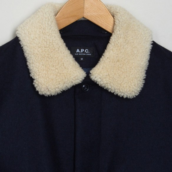 APC Autumn Winter Jackets & Coats