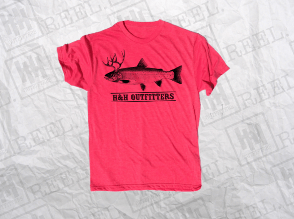 funny fly fishing t-shirts