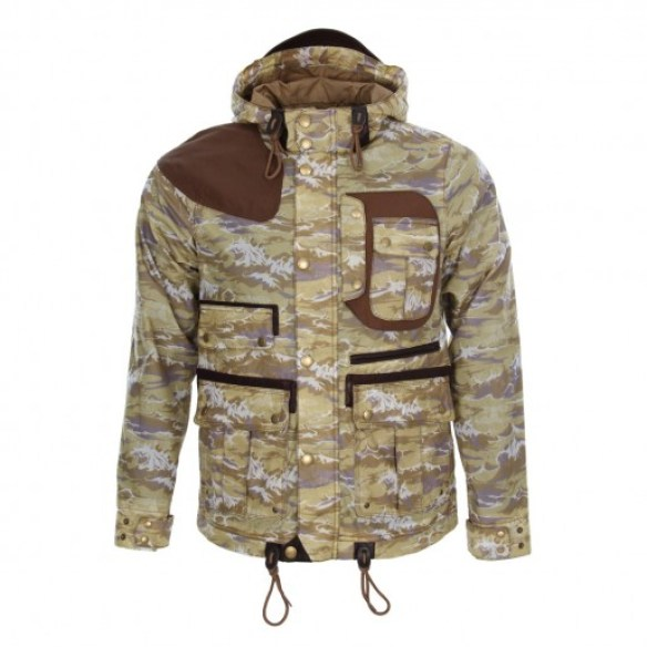 Barbour x White Mountaineering Collaboration 2015