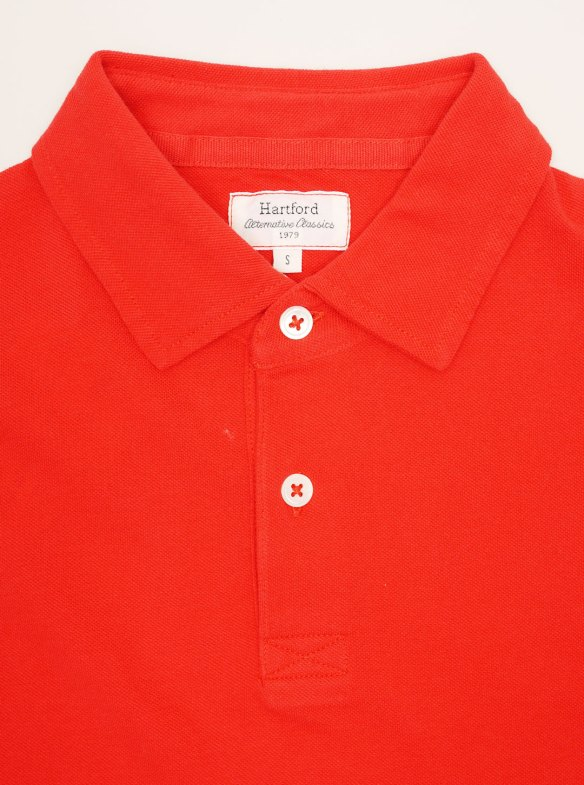 Hartford Pique Polo Shirts
