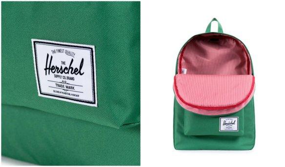 Herschel Supply Co. Backpack Giveaway