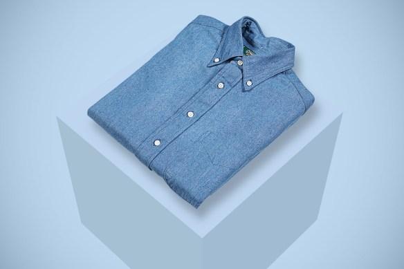End x Gitman Vintage AW15 shirts