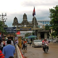 Travelling into Cambodia On the Road – From Bangkok to Siem Reap