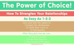 The Power Of Choice How To Strengthen Relationships