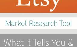 Etsy Market Research Tool