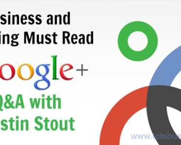 Google+ Q and A with Dustin Stout