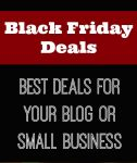 black friday deals small business and blog