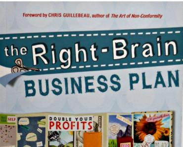 The Right Brain Business Plan: Introduction and Chapter 1