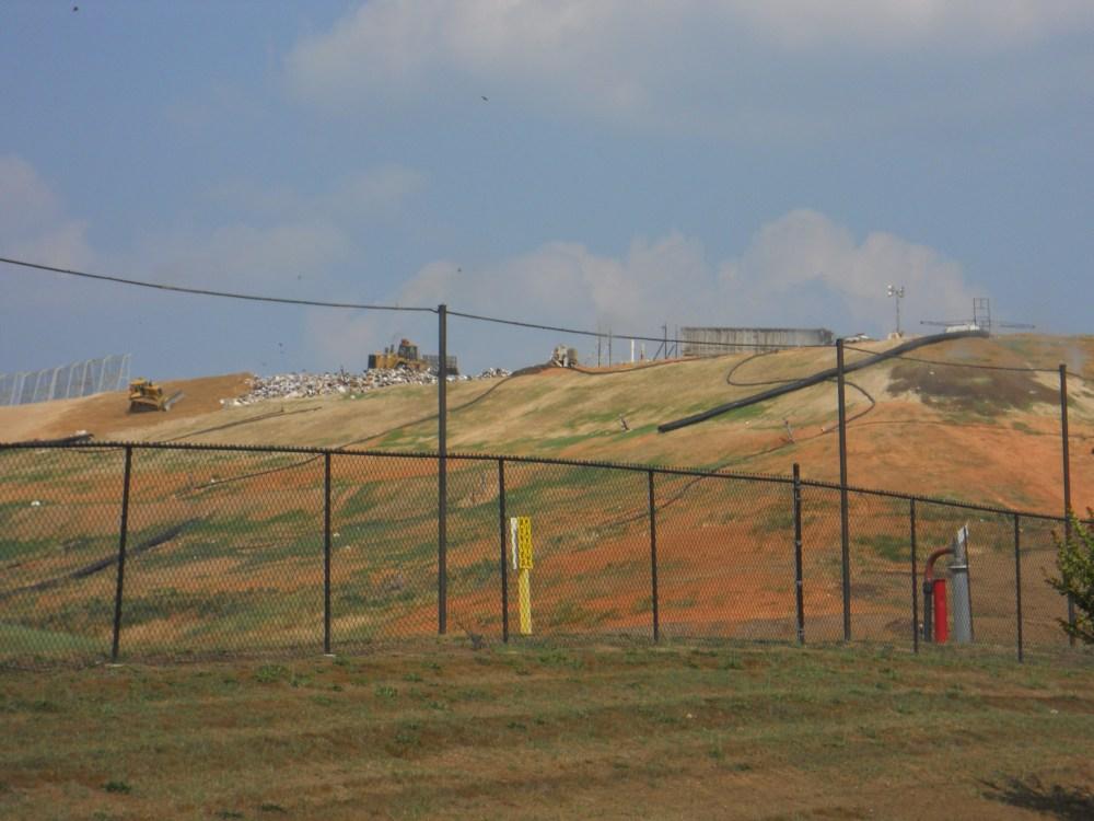 Landfill statistics and Zero Waste America