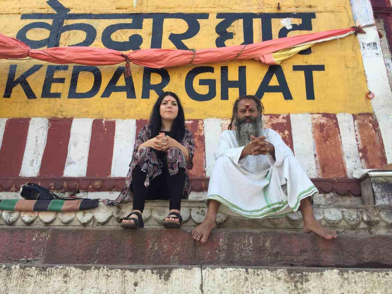sadhu kedar ghat
