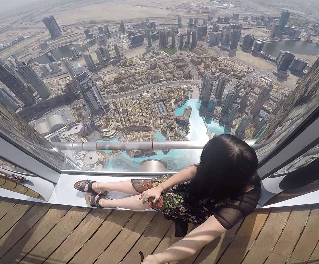burj khalifa sky