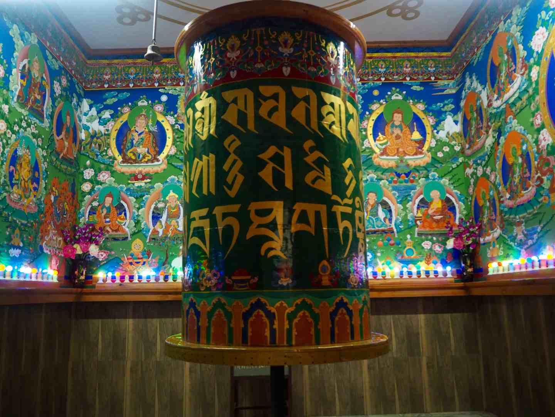 dalai lama complex dharamshala