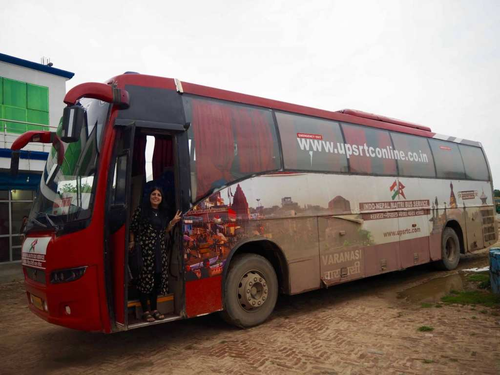 varanasi to kathmandu direct bus