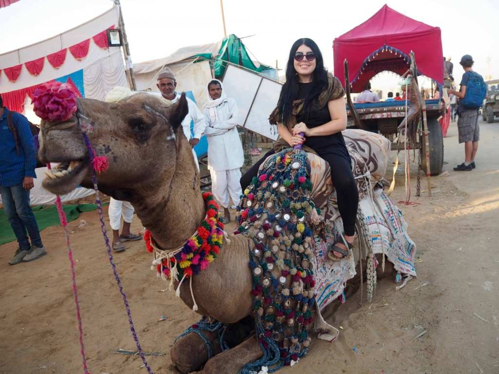 THE ULTIMATE GUIDE TO THE PUSHKAR CAMEL FAIR