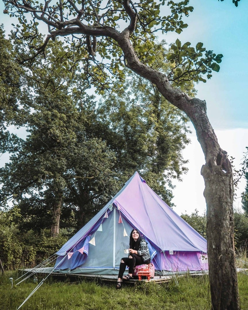 8 REASONS WHY YOU SHOULD CHOOSE REFORGE RETREAT FOR YOUR GLAMPING HOLIDAY IN DEVON
