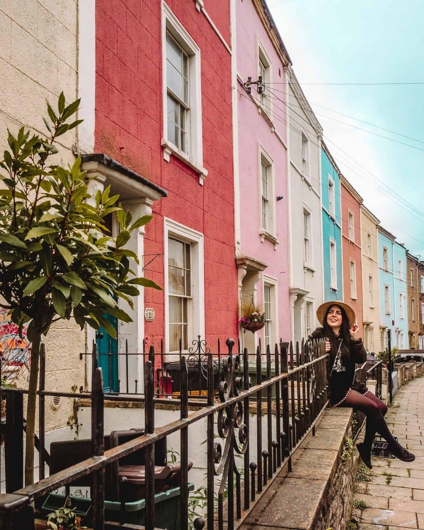WHERE TO FIND THE COLOURFUL HOUSES IN BRISTOL: A COMPLETE GUIDE